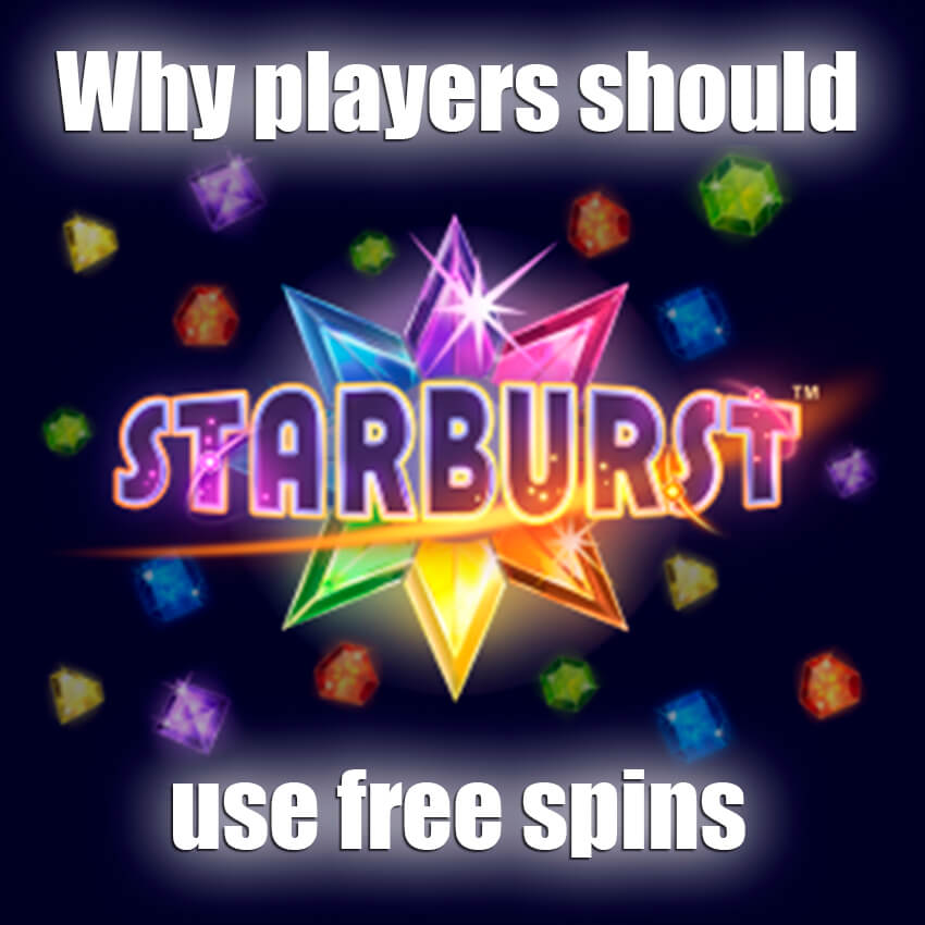 Use free spins