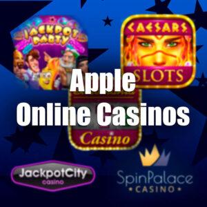 Apple Online Casinos 2021 Apps