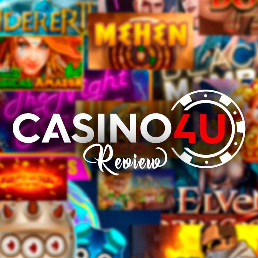 Casino4U Review