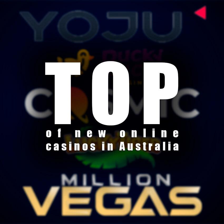 Top newonline casinos
