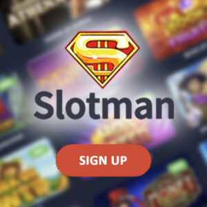 Check Out the First Superhero Slotman Casino