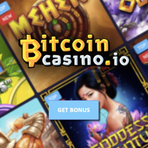 Bitcoin your way into the winnings of your life